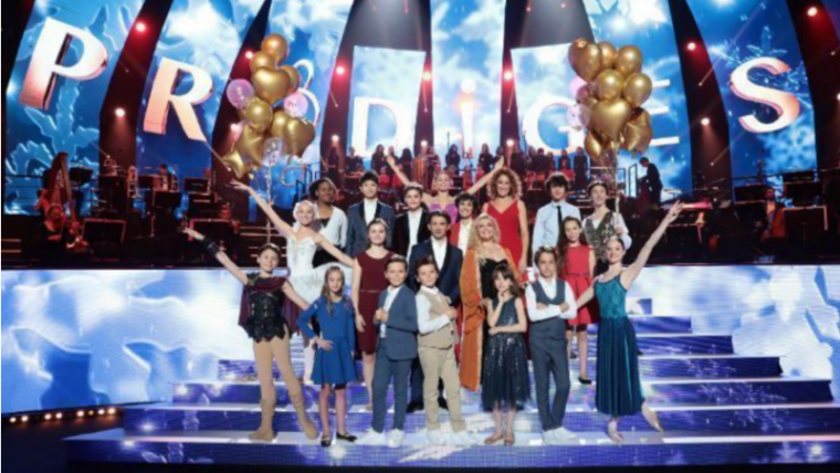 TELE JOURS:REPLAY – Prodiges (France 2) : Qui a remporté la finale ?