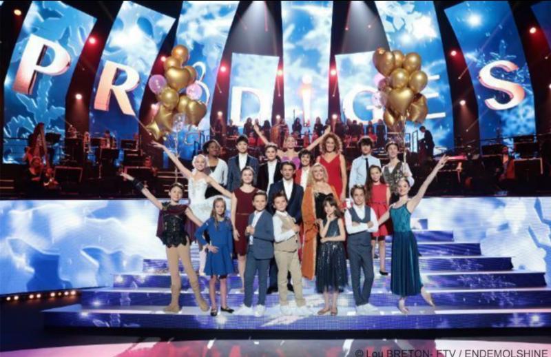TELE JOURS:REPLAY – Prodiges (France 2) : Qui a remporté la finale ?