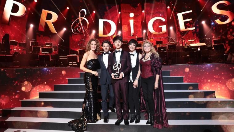 DAILY MOTION: Prodiges: Regardez le moment où Paul, jeune pianiste de 15 ans, gagne hier soir le concours de talents classique de France 2