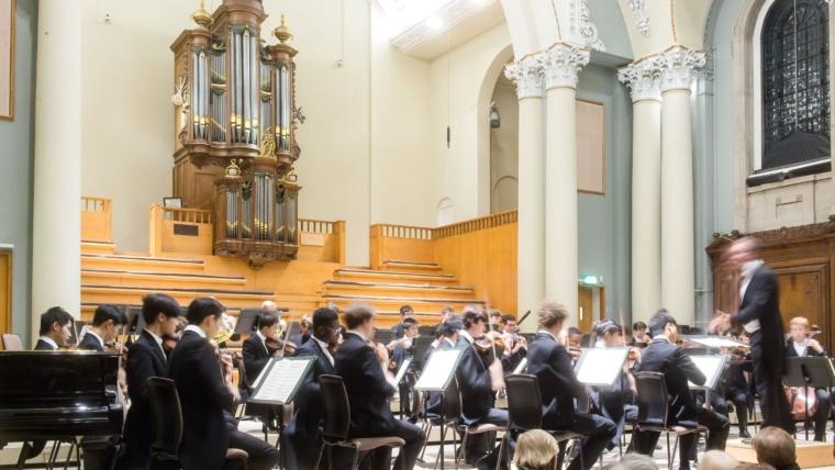 Eton College: International Recognition for Eton Music Scholars